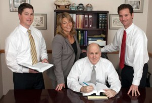 Paul Young, Esquire and his team of attorneys